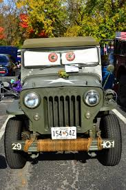 vintage willys jeep willys jeep done up like sarge