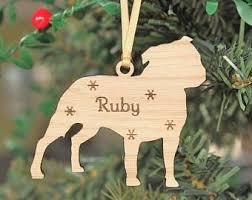 staffy ornament etsy