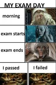 Memes About Final Exams - 25 most funny exam meme pictures and photos that will make you laugh
