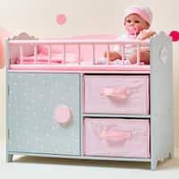 badger basket doll crib with cabinet badger basket doll crib with cabinet and musical mobile free