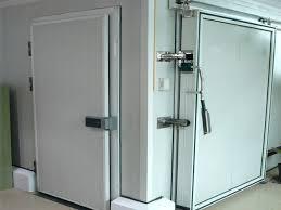 photo chambre froide chauffer les joints des portes de chambre froide cordon chauffant