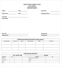 work request form work order request form free sample work order