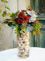 Pinterest Vase Ideas Best 25 Wine Cork Centerpiece Ideas On Pinterest Wine Party