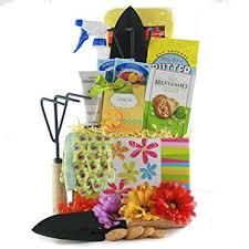 gardening gift basket garden party gardening gift basket gourmet candy