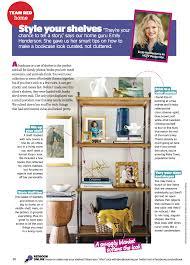 tips to bookshelf styling emily henderson