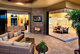 Outdoor Enclosed Rooms - appealing outdoor living areas on a budget and delightful enclosed