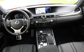 lexus gsf interior 2016 lexus gs f akio u0027s daily driver the car guide