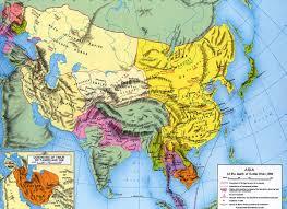 Mongolian Empire Map Empireofthegreatkhan Hashtag On Twitter