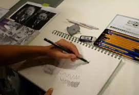 drawing tools for the new pencil artist video lessons of