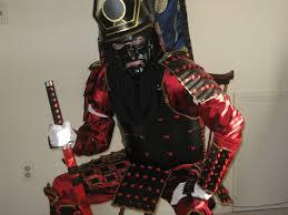Samurai Halloween Costume Samurai Armor Total War Shogun 2 Samurai Armor Costume