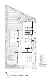 fishing cabin floor plans travertine dream house by wallflower architecture design