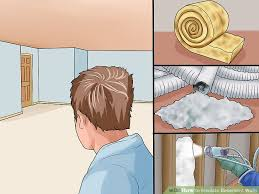 R Value Insulation For Basement Walls by 3 Ways To Insulate Basement Walls Wikihow