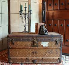 23 best trunks images on pinterest trunks antique trunks and