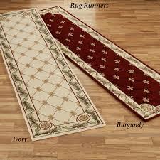 jewel fleur de lis rugs
