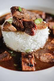 smoked duck gumbo recipe saveur