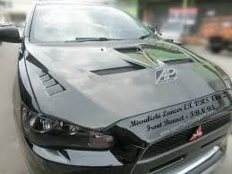 kereta mitsubishi airtrek a perfect motor sport specialised in fibre glass moulding
