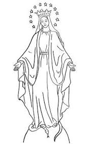 mary coloring pages for catholic kids religious education free