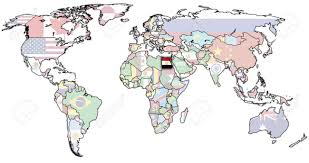 Spain On World Map by World Map Egypt Israel Israel World Map World Map Egypt Israel