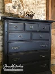 painted furniture painted furniture brushstrokes by mary anne chalk paint milk