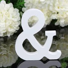 online shop wedding decration creative a z wooden wood letters