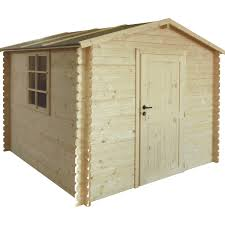 wc de jardin abri de jardin bois hokki 5 02 m ep 28 mm leroy merlin