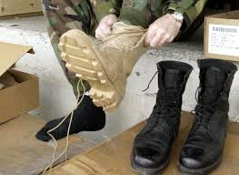 motorcycle shoes with lights how to clean desert combat boots