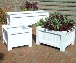 large square wooden planter boxes square wooden box planters