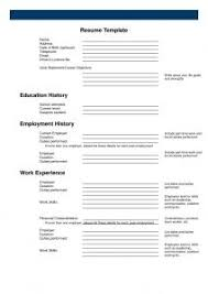 Free Resume Templates Download Download A Free Resume Best 25 Free Cv Template Ideas On