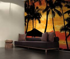 Scarface Home Decor Jp London Md4a184 Scarface Sunset Frank U0027s Office Repeating
