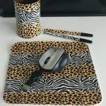 Zebra Desk Accessories 8 Best Office Images On Pinterest Zebra Decor Zebra Print And
