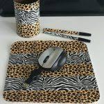 8 best office images on pinterest zebra decor zebra print and Zebra Desk Accessories