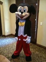 Halloween Costume Rental 20 Mickey Mouse Mascot Costume Ideas