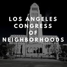 Los Angeles Neighborhood Council Map by Los Angeles Congress Of Neighborhoods Westside Neighborhood Council