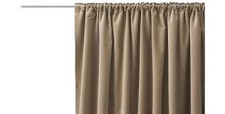 Ikea Beige Curtains Diy Draperies For The Living Room Windows Babytalk Bungalow