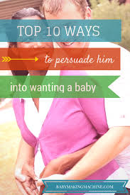 the way to convince your husband to a baby cherish365