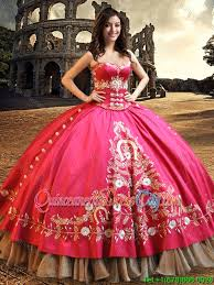 quincia era dresses western style big embroideried and beaded