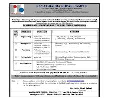 Iti Job Electrician Jobs U0026 Career Rayat Bahra
