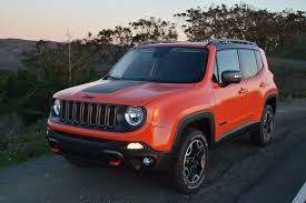 red jeep renegade 2016 2016 jeep renegade trailhawak 4 x 4 review car reviews and news