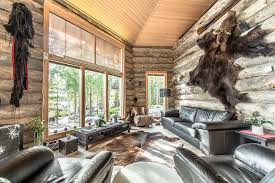 luxury log home interiors luxury log cabin in finland