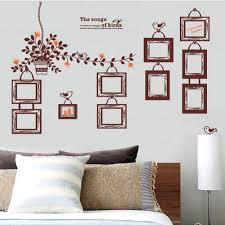 popular photo wall decals buy cheap photo wall decals lots from photo frame wall stickers free shipping new cheap adhesive decor wall decals living room wallpaper