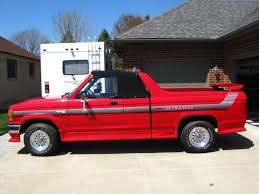 Ford Ranger Pickup Truck - this ford skyranger convertible is a rare pickup truck autoevolution