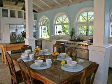 decorating ideas for the kitchen small kitchen decorating ideas pictures tips from hgtv hgtv