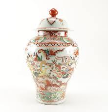 chinese ceramic ginger jar ebth