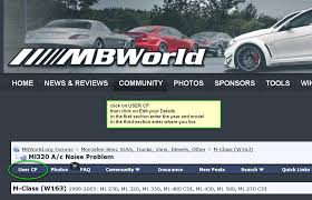 Coolant Light Overheating And Coolant Light On Mbworld Org Forums