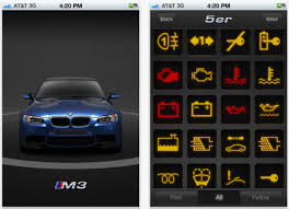 bmw service info icons guide to indicator lights for bmw and mini iclarified