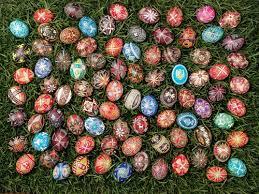 ukrainian easter egg center ukrainian easter eggs jigsaw puzzle