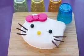 Halloween Hello Kitty Cake