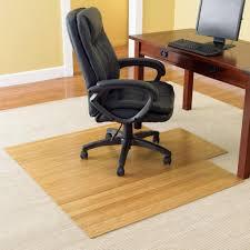 Computer Desk Floor Mats Charming Rectangle Light Blue Plastic Computer Chair Mat Leather