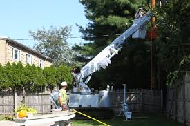 pole setting bancker construction corp