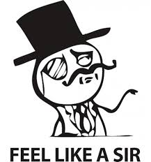 Meme Feel - mug meme feel like a sir impression quimper